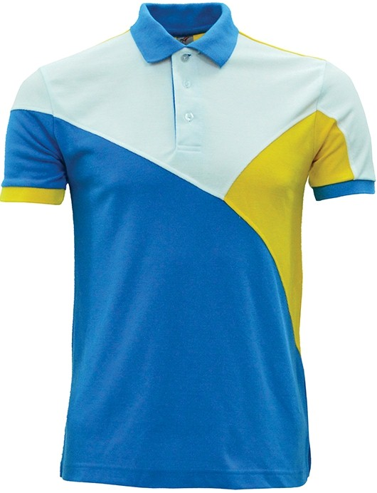 L07-17-Sea-Blue-with-Yellow-with-White (Custom)