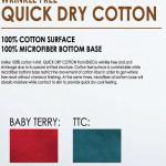 QuickDry Cotton